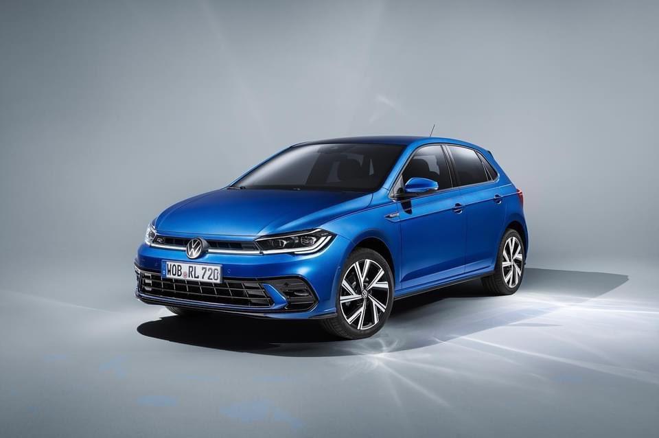 Volkswagen Unveils The RefreshedPolo