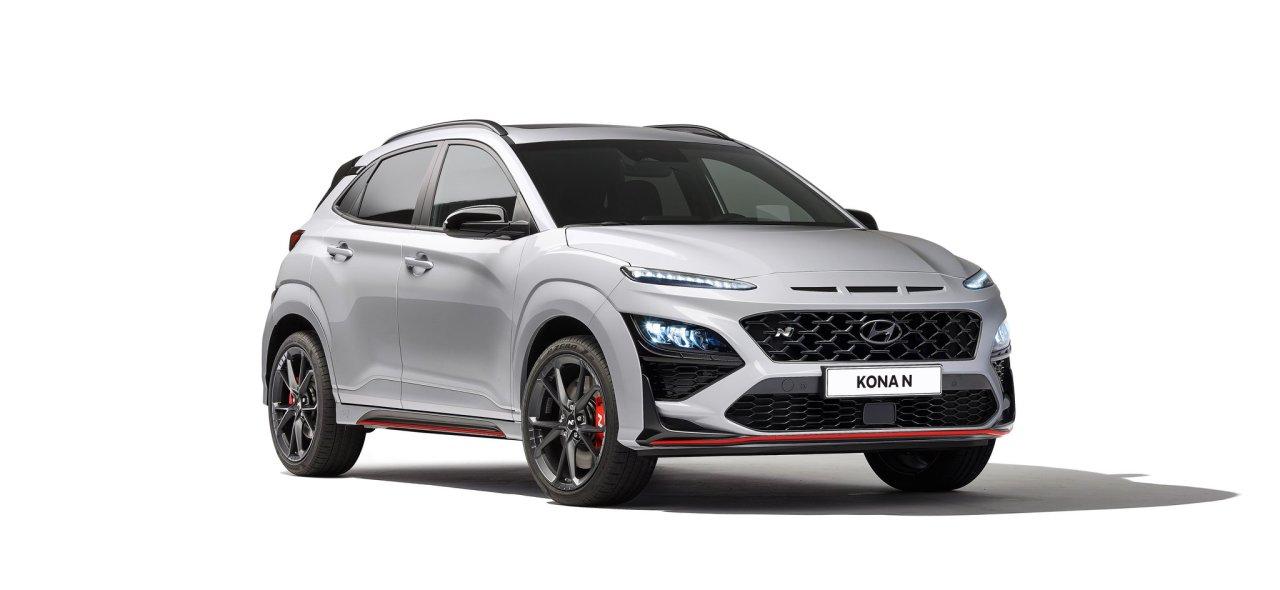 The Kona N Is Hyundai's Latest HotSUV