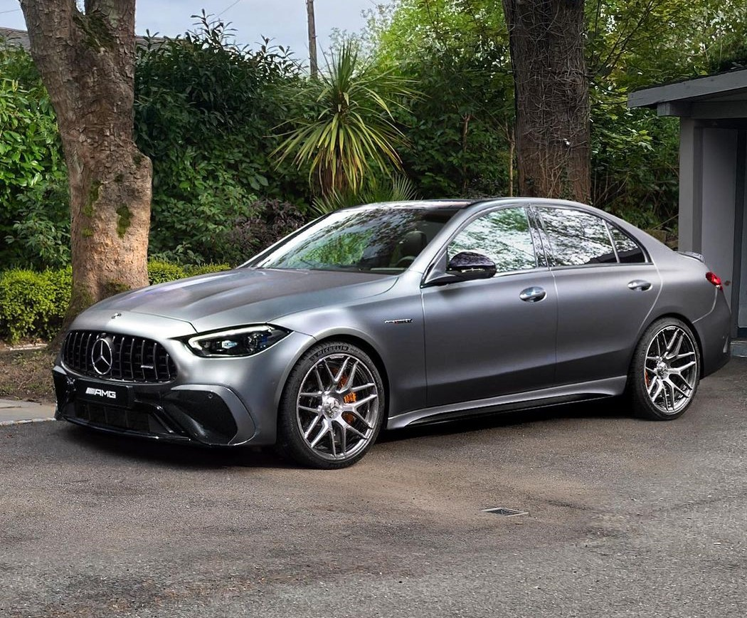 Power Output Of The Next C63e Finally Confirmed With 480 kW