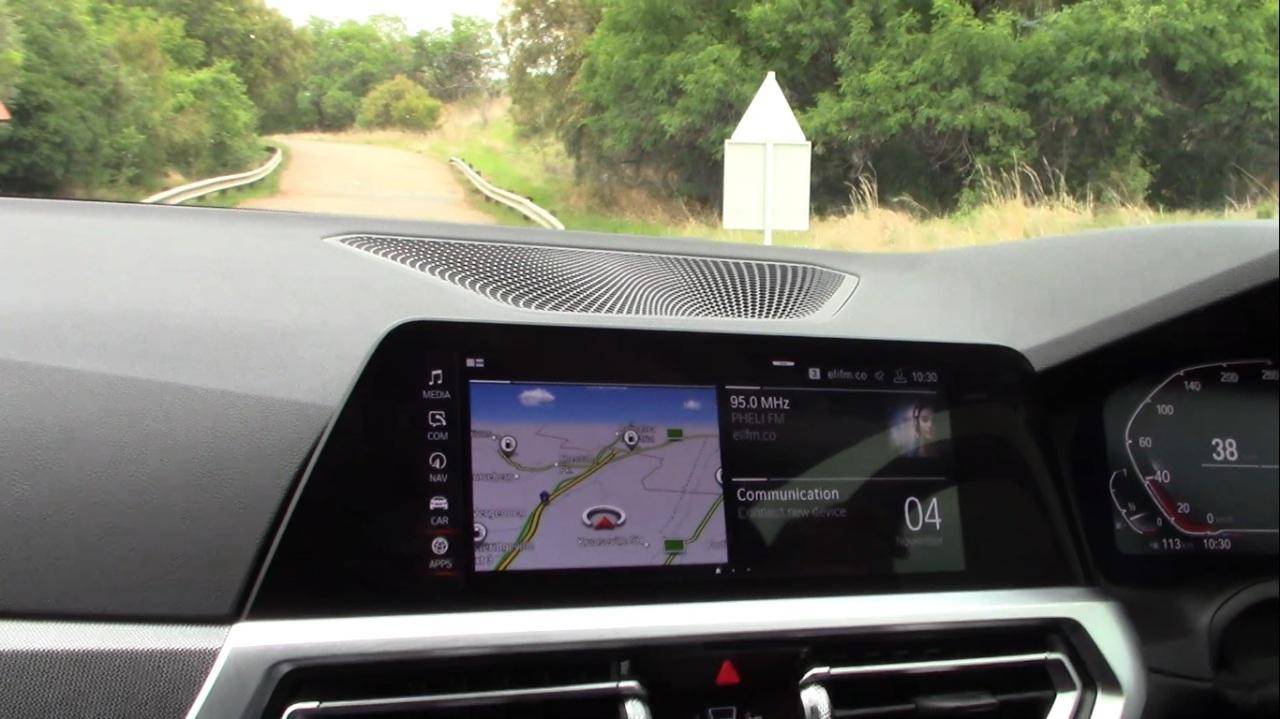 BMW 330is Onboard Lap AtGerotek
