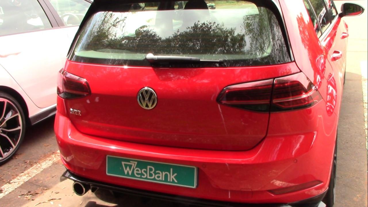 Volkswagen Golf 7.5 GTI TCRWalkaround
