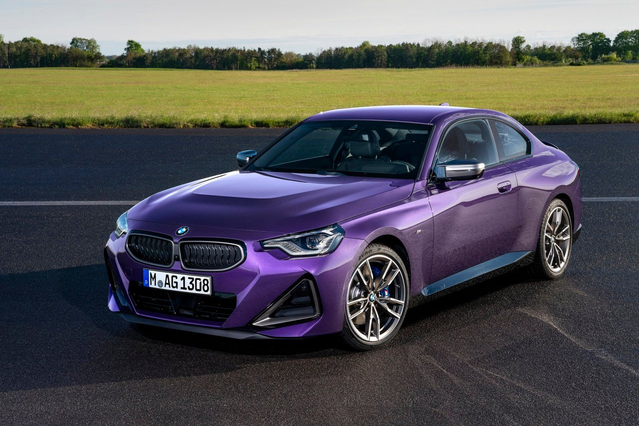 The New BMW 2 Series CoupeRevealed