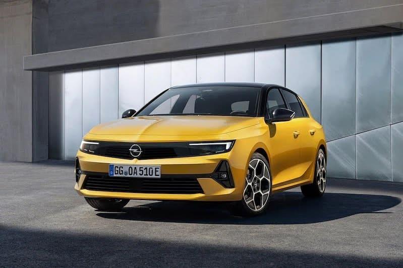 New Opel Astra Striking A DaringLook