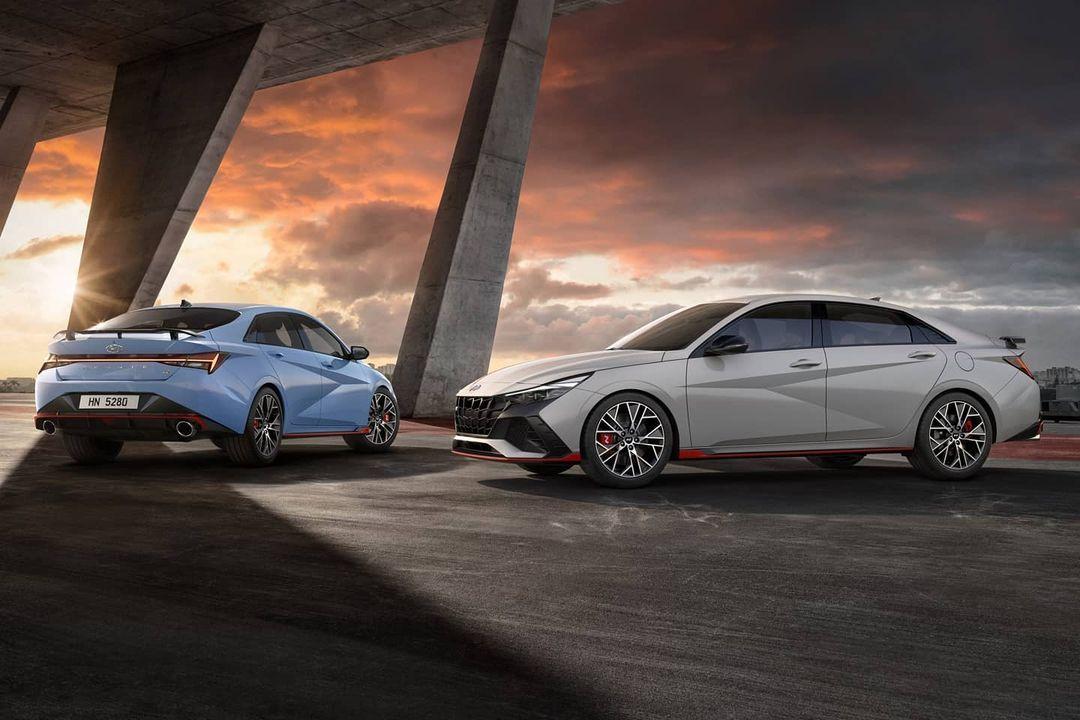 Hyundai Showcases Their Hottest ElantraN