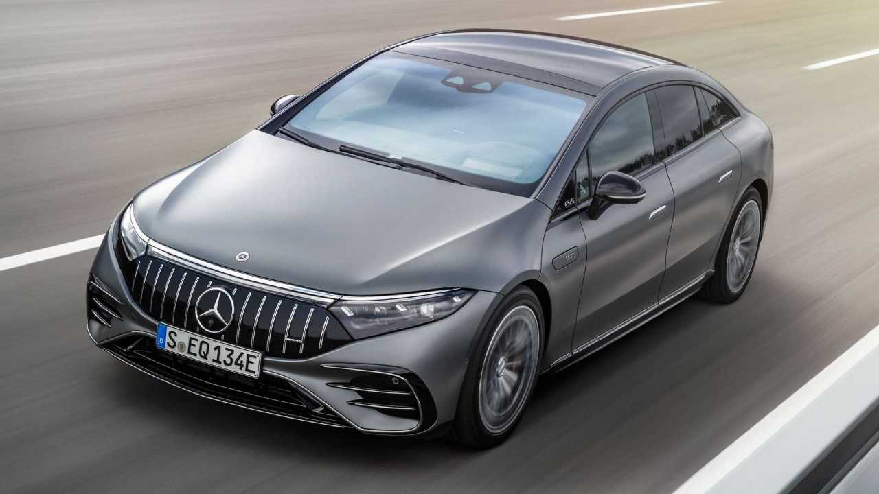 The Future Of Mercedes Benz Is Solidified As Several Electric Vehicles AreRevealed