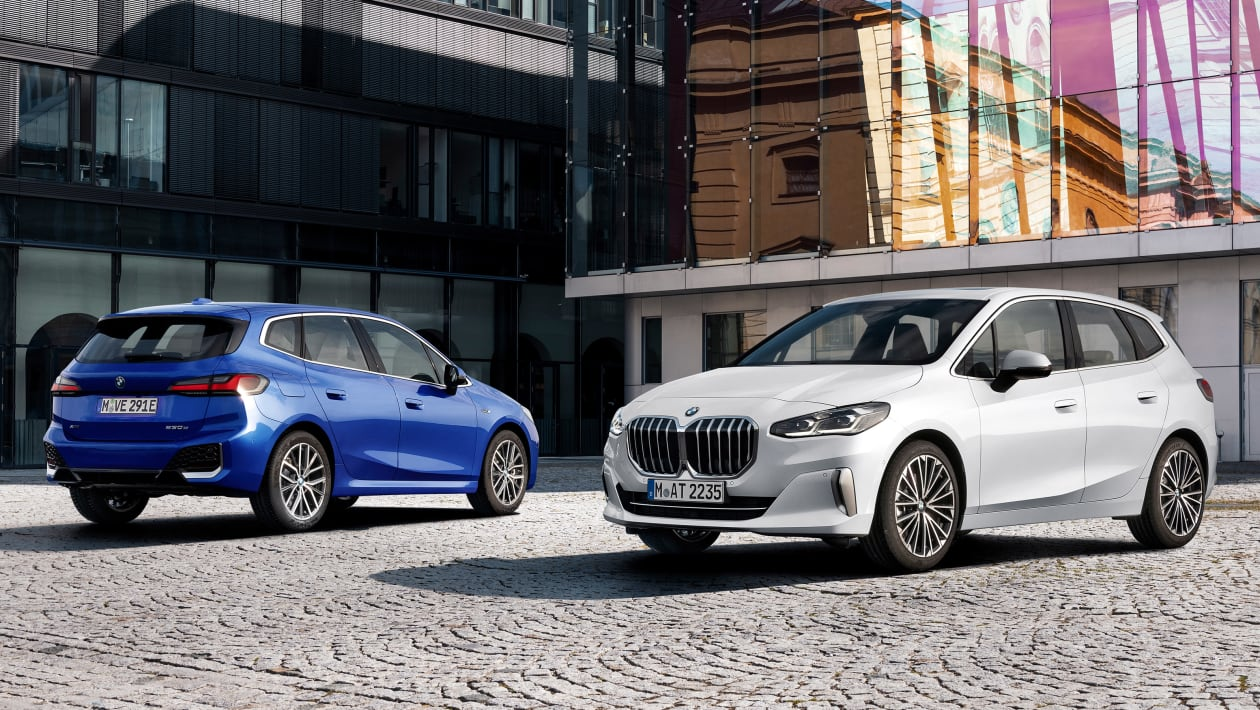 New BMW 2 Series Active Tourer: Larger, Packed With Tech And HybridEngines